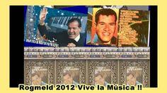 MIKE LAURE Y SUS COMETAS.Rogmeld 2012 Vive la Música !!
