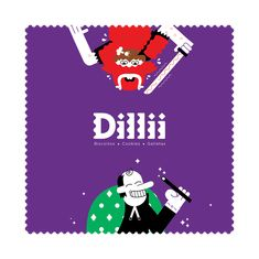Dillii * Packaging on Behance