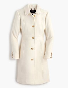 Tall double-cloth lady day coat with Thinsulate® : blazers & outerwear Trendy Fashion, Girl Fashion, Winter Blouses, School Fashion, Outerwear Women, Summer Shirts, Winter Wear, Ladies Day, Wool Coat