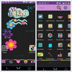 My screen today: Golauncher+ wallpaper from #msstephiebaby ,the ...