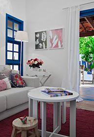 Arte e Decoração: Decoração Lar doce Lar - uma seleção de ambientes do Rosembaum