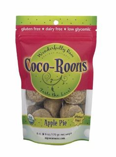 Coco-Roons Cookie, Apple Pie, 6-Ounce, http://www.amazon.com/dp/B008JXHN2I/ref=cm_sw_r_pi_awdm_Am5Ntb00QKFXJ