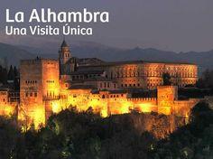 Alhambra, Entrada y Visita Guiada sin Colas #Ofertravel