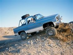Maybe I need to do this to my 1985 GMC Jimmy!