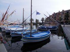 Port de Sanary sur mer Var France