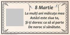Martie, Boarding Pass