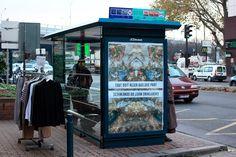 Brandalism – Des street artists détournent 600 panneaux de pub à Paris pour la COP21 | Ufunk.net