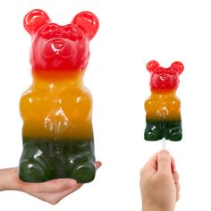 ASTRO GUMMY BEARS - GIANT OR WORLD'S LARGEST