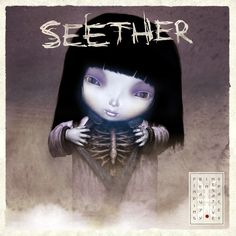 Seether Finding Beauty in Negative Spaces