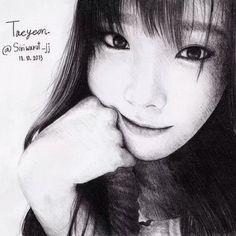 Taeyeon_ss Yeah! It is complete Snsd Fanart