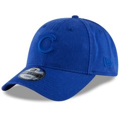 4f2443d7e Men's Chicago Cubs New Era Royal Core Tonal 49FORTY Fitted Hat, Your Price:  $27.99