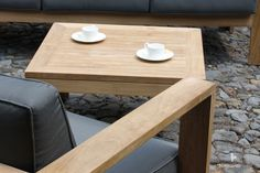 Announcing Our Newest Outdoor Teak Furniture Collections!