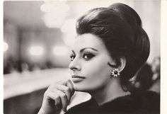 fall/winter concept has changed. i'm going sophia loren 1963