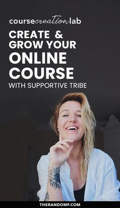 How to create an online course? How to create effective online income based on digital courses? Learn all about online course creation and grow your online course with our supportive tribe! #coursecreation #onlinecourses #passiveincome #digitalcourses #onlinebusiness