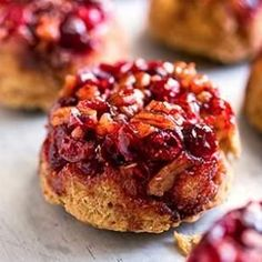 Made in your muffin-tin, these Cranberry-Pecan Cinnamon Rolls are a lip-smacking Christmas breakfast that can be made ahead of time with the rest of your holiday baking.