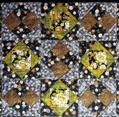 Handcrafted Quilted Couch throw lap quilt by Quiltsbysuewaldrep, $120.00