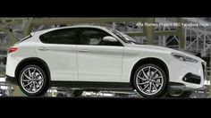 Spy scoop Alfa Romeo Stelvio Cassino factory