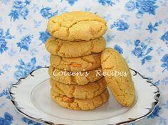 Coleen's Recipes: BAKE SALE BUTTERSCOTCH COOKIES