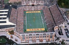 Boston College | Originally opened in 1957, the stadium was heavily renovated for the ...