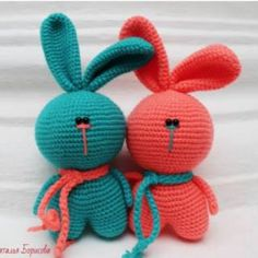 Amigurumi Crochet Blue Bunny Free Pattern - Amigurumi Free Patterns and Amigurumi Tutorials We have put together the best Amigurumi bunny weave patterns for you. All of the beautiful toy knitted rabbit models, amigurumi crochet bunny free pattern. Crochet Diy, Crochet Gratis, Easy Crochet Projects, Easter Crochet, Crochet Dolls, Crochet Bunny Pattern, Crochet Rabbit, Crochet Amigurumi Free Patterns, Amigurumi Tutorial