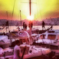 harbour, Elba Island - @ilaria_agostini- #webstagram