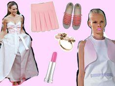 Rosa palo (© AP | Zara | Lancôme | Pretty Ballerinas | Morganne Bello)