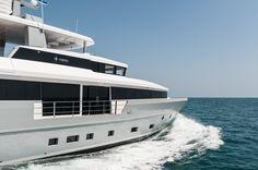 FOAM yacht by ADMIRAL