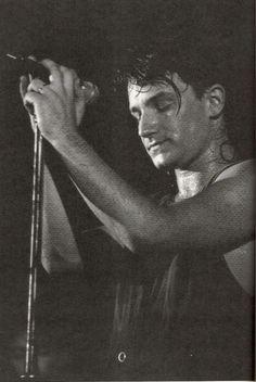 Bono....my man, in my era. This is the Bono I love.