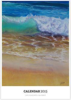 2015 Seascapes Calender