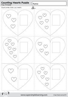 skidamarink count circle valentine 39 s day worksheet from super simple learning prek. Black Bedroom Furniture Sets. Home Design Ideas