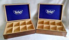 Beautiful tea box