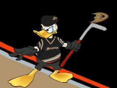 Now THIS is a nice look for Donald Duck.
