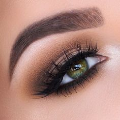 MUST SEE -  Classic brown smokey eye