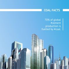Did you know that of global production is fuelled by Iron Ore, Rest Of The World, Continents, Cement, Sustainability, Minerals, This Is Us, Sustainable Development, Concrete