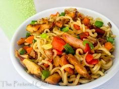10 common Nigerian breakfast dishes - The Pretend Chef Ghana Food, Best Pasta Dishes, Stir Fry Noodles, Nigerian Food, Fusion Food, Breakfast Dishes, Breakfast Ideas, Quick Meals, Food Inspiration