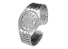 »T1MEPEACE chrono«, silver plated, one size, reytan.de
