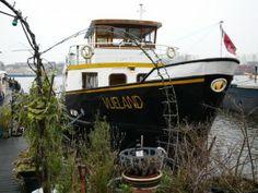 passagiersschip of ferry kan worden omgebouwd tot woonschip woonboot : waterloft.nl