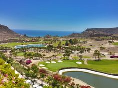 """See 12 photos and 3 tips from 79 visitors to Anfi Tauro Golf. """"Lovely place although in August is far too hot to play golf"""" Play Golf, Golf Courses, Taurus, Sevilla Spain"""