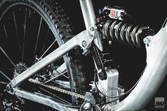 Guerrilla Gravity - Megatrail mountain bike. Product photo by JMVDIGITAL. #studio #advertising #commercialphotography #productphotography #mtb #bike #downhill