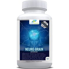 Brain Supplement Pills that Boosts Focus and Memory  Brain Booster Pills that Empowers your mind made in USA