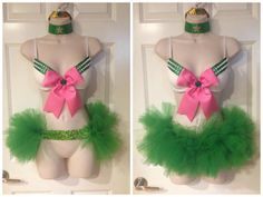 Sailor Jupiter Cosplay by TranceTrampBoutique on Etsy