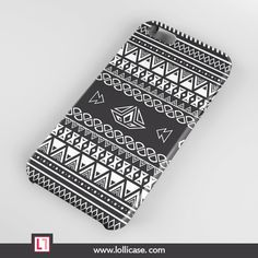 Aztec Tribal Pattern Iphone 4 Case Black and White. Freeshipping Worldwide. Buy Now! #case #cases #phonecase #iphone #iphone4 #iphone5 #iphone6 #iphonecase #iphone5case #iphone4case #iphone6case #freeshipping #Lollicase