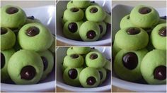 Resep Pandan Coklat Cookies