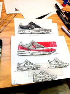 Additional Sketches / Renders by Jon Kosenick, via Behance