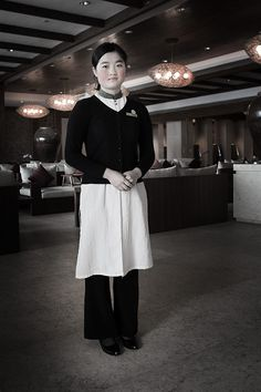 HILTON staff photographed on an assignment for the interior for the Wuxi-China Hilton property