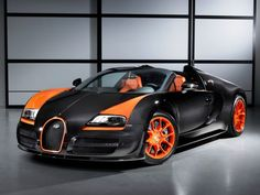 5 of the 'Greatest' Bugatti Veyron Special Editions EVER! (#4 caused some controversy) Which one gets your vote? Click the image to see...