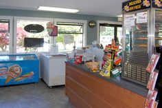 Check out R&R Convenience, our new store; packed with toys, games, snacks, bbq food, hot fresh food, sandwiches, sushi, and more. There's a surprise around every corner. R&R convenience also has laundry facilities, a concierge department packed with great ideas for family outings and day trips as well as Bike, sea kyak rentals along with sporting equipment and games to use. You never know what you're going to find at our store. Everyone needs a little R&R once and a while! Riverside Resort, Bbq Food, Family Outing, Concierge, Sports Equipment, Sushi, Trips, Sandwiches, Laundry