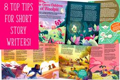 Want to get published in 2017? See Storytime's top tips for new writers! http://www.storytimemagazine.com/news/making-storytime/top-tips-for-short-story-writers/