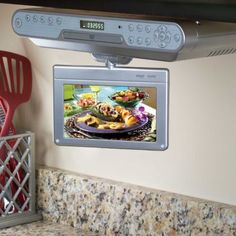 7' Under the Cabinet Multi-Media Player