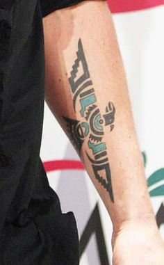 Phoenix is listed (or ranked) 2 on the list Keith Urban Tattoos